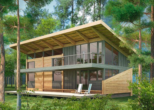 выразить свое арзитектура небольших домов из бруса доме
