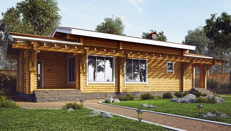 Дом-баня из клееного бруса проекты и цены